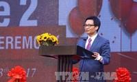 Vizepremierminister Vu Duc Dam: Investition in Arbeitskräfte und Infrastruktur in Technologie