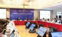 Der 11. Arbeitstag der APEC-Konferenz