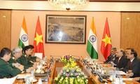 Konsultation für Verteidigungspolitik zwischen Vietnam und Indien