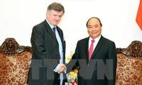 Vietnam und Frankreich verstärken die Zusammenarbeit in der Luftfahrt