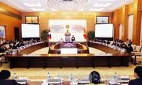 Seminar über die Verteilung der Verwaltung auf den Ebenen in Laos und Vietnam