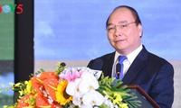Premierminister Nguyen Xuan Phuc nimmt an der Konferenz zur Investitionsförderung in Thai Binh teil