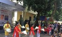 Kindergarten in der Gemeinde Phu Chau, wo viele Träume von bedürftigen Kindern in Erfüllung gehen