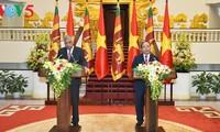Vertiefung der freundschaftlichen Beziehungen zwischen Vietnam und Sri Lanka