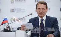 Russland: Die Welt ist zu einem gefährlichen Gebiet geworden