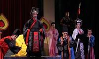 Vorführung des Cheo-Theaters Hanoi in Europa