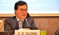 Vietnam nimmt an der 35. Sitzung des UN-Menschenrechtsrats teil