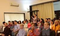 Bildung des Verbands der Vietnamesen in Indien und in Nepal