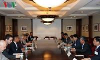 Die USA und Vietnam wollen die Zusammenarbeit auf Provinzebene verstärken