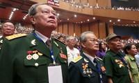 Feier zum 70. Jahrestag der vietnamesischen Kriegsinvaliden und gefallenen Soldaten