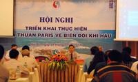 Das Pariser-Abkommen zum Klimaschutz in Zentralvietnam und im Hochland Tay Nguyen umgesetzt