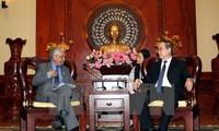 Ho Chi Minh Stadt und das UN-Entwicklungsprogramm verstärken die Zusammenarbeit