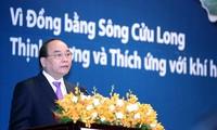 Die nachhaltige Entwicklung im Mekong-Delta zur Anpassung an den Klimawandel