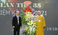 Eröffnung der 35. Vollversammlung der evangelischen Kirche in Nordvietnam