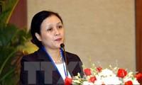 Vietnam legt die Rolle der Frauen in der Umsetzung der Milleniumsziele fest