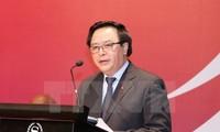 Der chinesische KPCh-Generalsekretär Xi Jinping empfängt Sonderbeauftragter des Parteichefs Vietnams