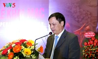 Eröffnung der Messe der vietnamesischen Handwerksdörfer
