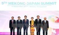 Premierminister Nguyen Xuan Phuc nimmt an Mekong-Japan-Gipfel teil