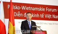 Polens Staatschef: Vietnam ist der Zugang für den Markt in Asien
