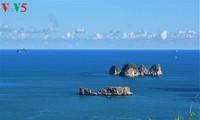 Die Insel Cat Ba empfängt den zweimillionsten Besucher