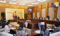 Sitzung der Organisatoren für das 26. asiatisch-pazifische Parlamentsforum