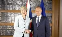 EU ist einverstanden mit der nächsten Brexit-Phase mit Großbritannien