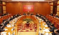 KPV-Generalsekretär nimmt an der Sitzung des Theorie-Rates teil