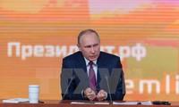 Der russische Präsident kritisiert die neue Sicherheitspolitik der USA