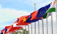 Meilenstein in den diplomatischen Beziehungen zwischen Vietnam und den Partnerländern im Jahr 2017