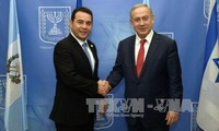 Israel und Palästina reagieren unterschiedlich auf die Entscheidung Guatemalas