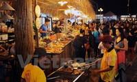 Das Küchenfest für internationale Spezialitäten in Ho Chi Minh Stadt
