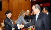 Verstärkung der Zusammenarbeit zwischen Ho Chi Minh Stadt und der europäischen Union