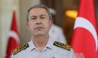 Die Türkei und Russland debattieren die Syrien-Lage
