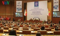 APPF-26-Eröffnung: Für den Frieden, die Innovation und nachhaltige Entwicklung