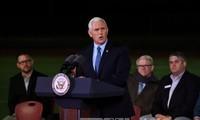 Der stellvertretende US-Präsident besucht Ägypten