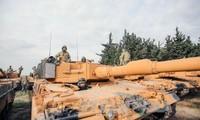 """Die Operation """"Olivenzweig"""" verstärkt die Unruhe in Syrien"""