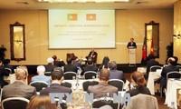 Viele Möglichkeiten der Zusammenarbeit für Unternehmen aus Vietnam und Portugal