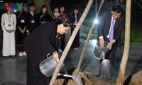 Vize-Parlamentspräsidentin Tong Thi Phong besucht die Bergprovinz Dien Bien