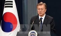 Die USA und Südkorea bekräftigen ihr starkes Bündnis