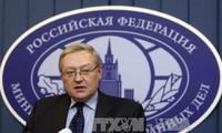 Russland schließt Vergeltung gegen US- Sanktion nicht aus