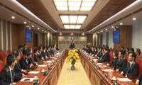Vize-Parlamentspräsident Phung Quoc Hien besucht den staatlichen Rechnungshof