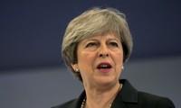Konservative in Großbritannien fordern einen harten Brexit auf