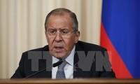 Russland bereits die UN-Resolution über einen Waffenstillstand in Syrien zu unterstützen