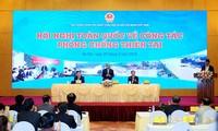 Premierminister: Aufbau einer sicheren Gesellschaft – Schutz vor Naturkatastrophen