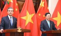Vietnam legt großen Wert auf die strategische umfassende Partnerschaft mit China
