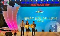 Der Tourismus-Fest in Ho Chi Minh Stadt zieht zahlreiche Besucher an