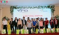 Feier zum 20. Jahrestag der Menschen mit Behinderungen in Vietnam