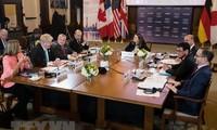 G7-Außenminister sind sich einig über den  Standpunkt zu Nordkorea
