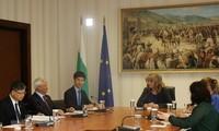 Vietnam und Bulgarien verstärken die Zusammenarbeit in zahlreichen Bereichen