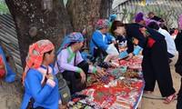 Das Fest des Liebesmarkts Khau Vai
